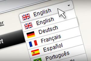 Локализация веб-сайта: язык, перевод и культура