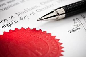 Нотариальная форма договора